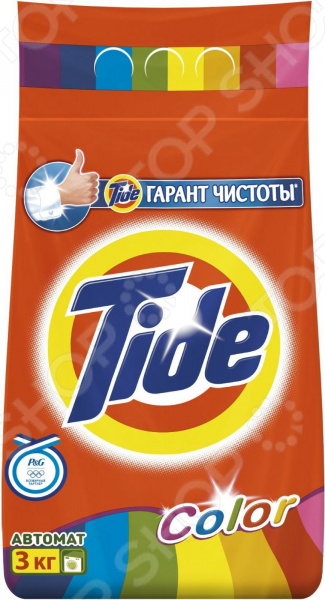 Порошок стиральный TIDE Color