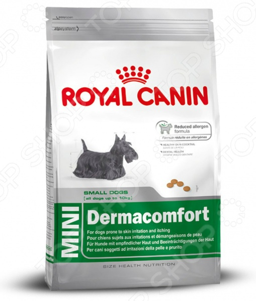 ���� ����� ����������� ��� ����� ������ ����� Royal Canin Mini Dermacomfort