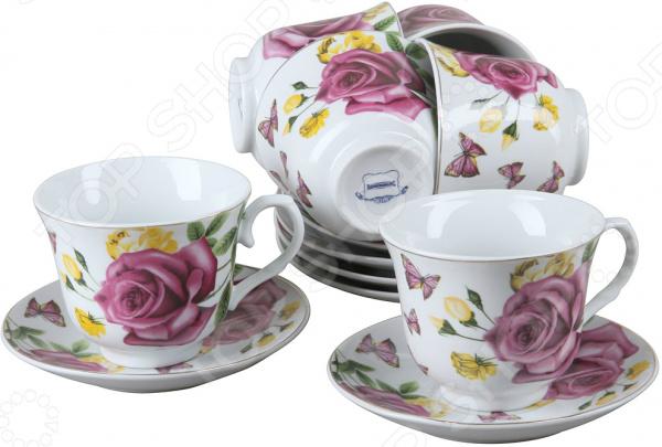 Чайный набор Rosenberg RPO-115014-12