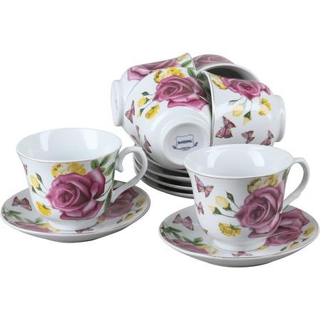 Купить Чайный набор Rosenberg RPO-115014-12