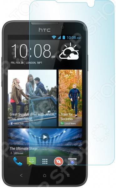 Стекло защитное skinBOX HTC Desire 516
