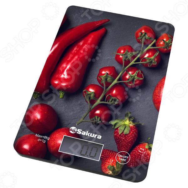 Весы кухонные Sakura SA-6077 цены