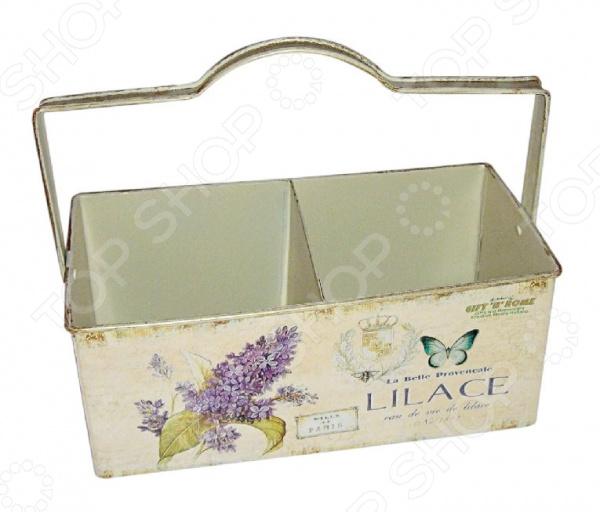 Ящик для хранения Gift'n'home «Сирень»