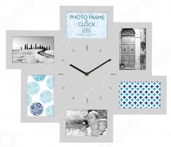 Часы-мультирамка настенные Innova W07369