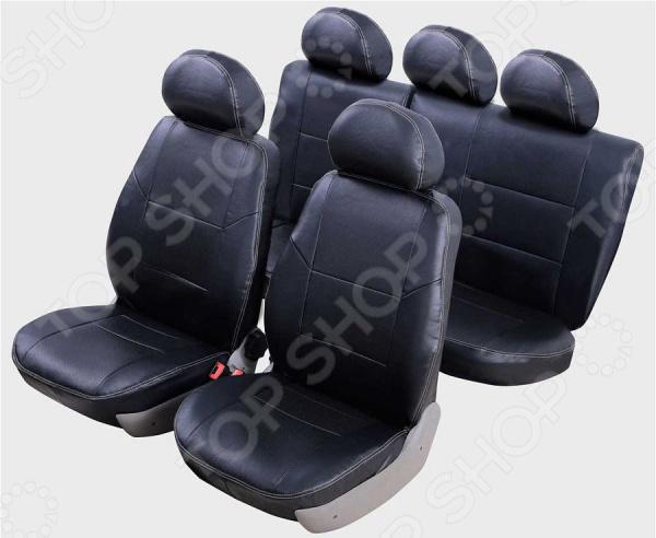 Набор чехлов для сидений Senator Atlant для SKODA Octavia А7 2013