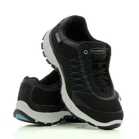 Купить Кроссовки Walkmaxx Running Shoes. Цвет: черно-синий