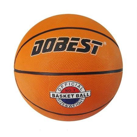Купить Мяч баскетбольный DoBest RB5