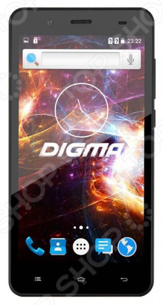 Смартфон Digma S504 3G VOX 8Gb смартфон micromax q3551 bolt juice 3g 8gb champagne