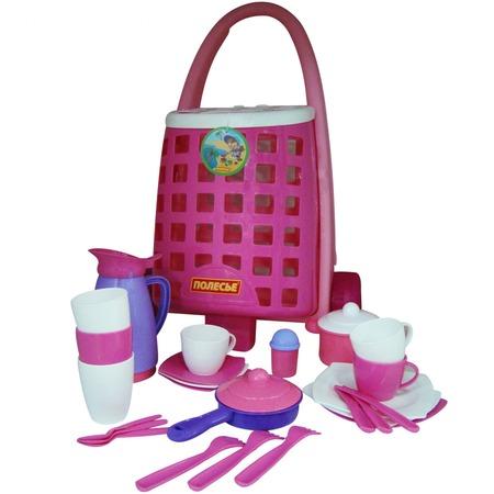 Купить Игровой набор для ребенка POLESIE «Забавная тележка»
