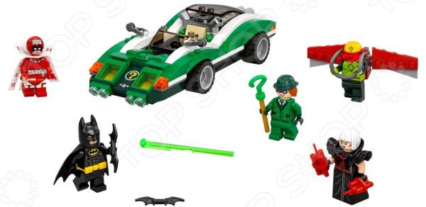 Конструктор-игрушка LEGO Batman «Гоночный автомобиль Загадочника»