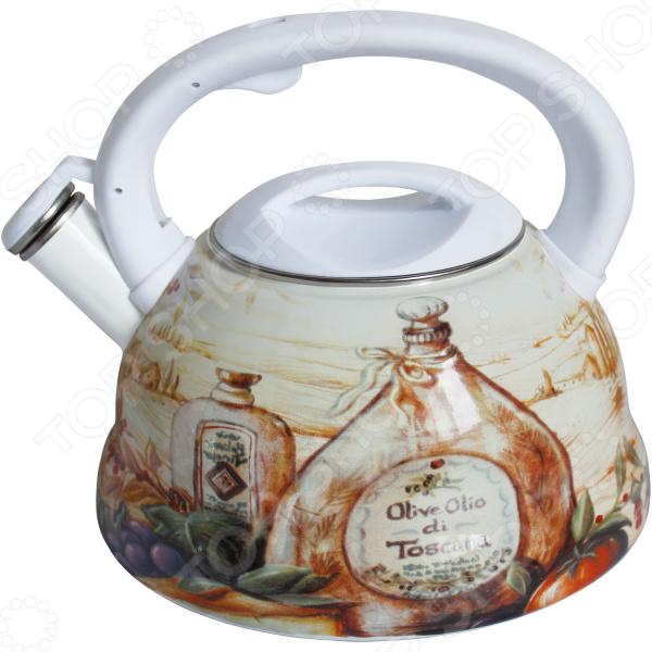 Чайник эмалированный Rainstahl RS-7540-30 чайник эмалированный rainstahl rs 7541 22