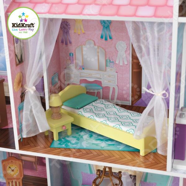 Кукольный дом с аксессуарами KidKraft «Загородная усадьба» 2