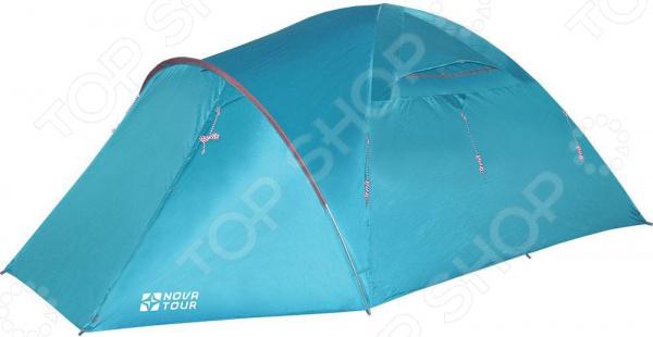 Палатка NOVA TOUR «Терра 4 V2»