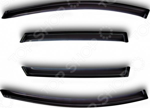 Дефлекторы окон Novline-Autofamily Lexus RX350 / 450h 2009