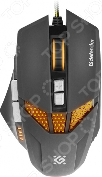 Мышь Defender Warhead GM-1780 USB мышь defender warhead gm 1750 52750