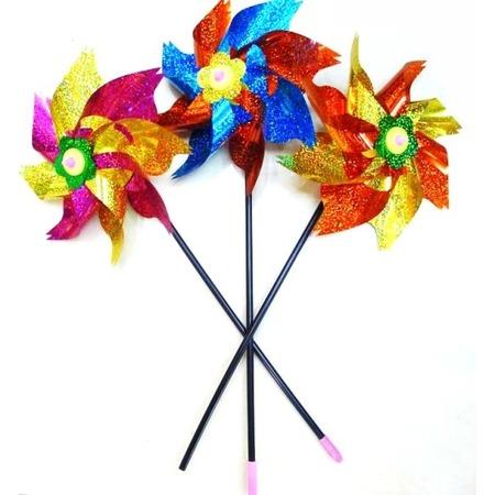Купить Игрушка-вертушка Shantou Gepai голографическая «Чародейка». В ассортименте
