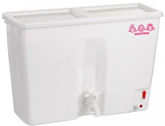 Емкость с водонагревателем Мастерица ЭВБО-22