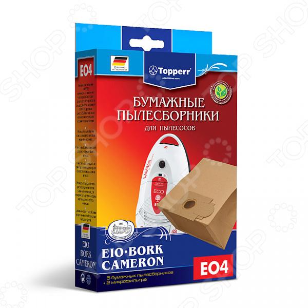 Фильтр для пылесоса Topperr EO 4