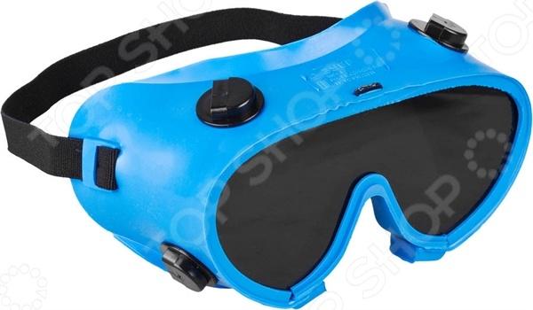 Очки защитные Зубр «Мастер» 1104 приколы дебильные очки с изображением глаз купить в новосибирске