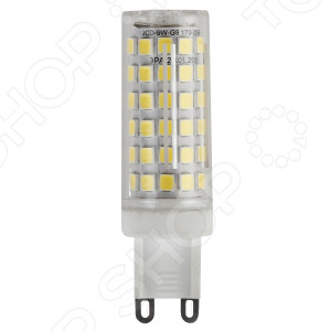 Лампа светодиодная Эра JCD-9W-CER-840-G9