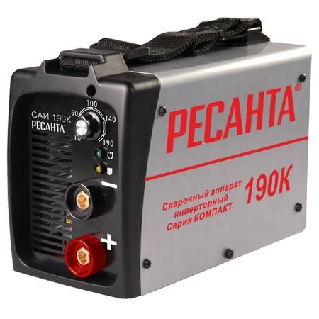 Купить Сварочный аппарат Ресанта САИ 190К