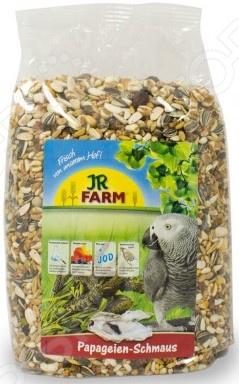 Корм для попугаев JR Farm Papageien Schmaus корм для птиц vitakraft menu vital для волнистых попугаев основной 1кг