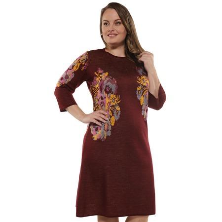 Купить Платье свободного кроя AMOND STORY «Нежные мотивы»