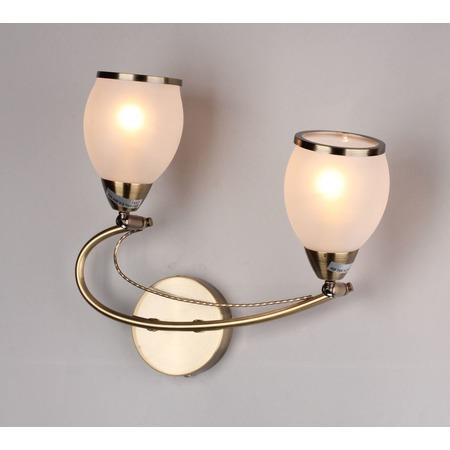 Купить Бра Omnilux 351. Количество лампочек: 2