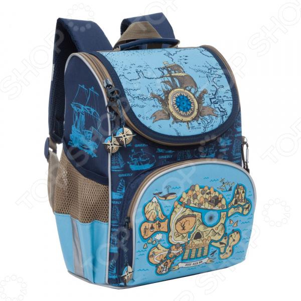Рюкзак школьный Grizzly RA-872-1/1