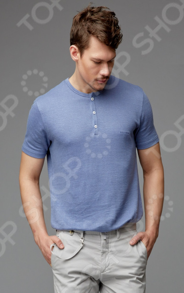 Джемпер мужской Milliner 1726201. Цвет: голубой муж джемпер дакс р 62