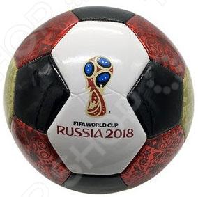 Мяч футбольный FIFA 2018 Zabivaka мяч футбольный fifa 2018 zabivaka размер 5