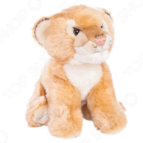 Мягкая игрушка Fluffy Family «Львенок»
