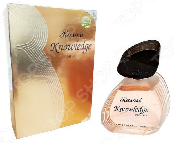Парфюмированная вода для женщин Rasasi Knowledge For Her knowledge management – classic