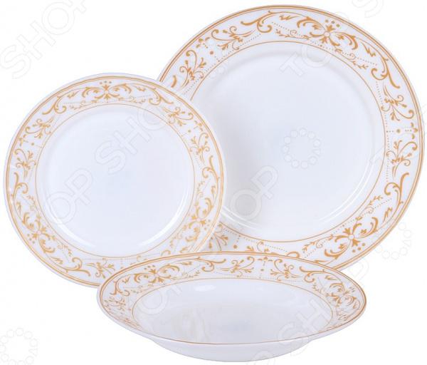 Набор столовой посуды Rosenberg RGC-100107 набор столовой посуды rosenberg rgc 100107