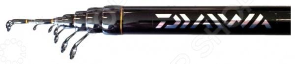 Удилище с кольцами Daiwa Sweepfire SWV-40G-AR