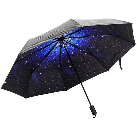 Купить Зонт складной «Звездный»