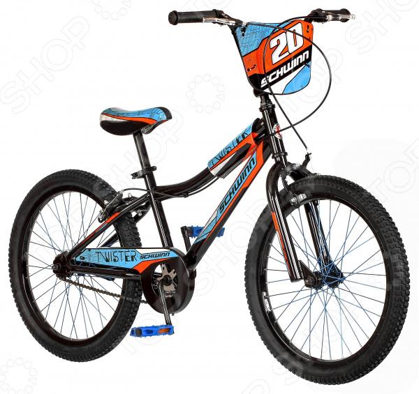 Велосипед детский Schwinn Twister kreschatik 4 78 2017