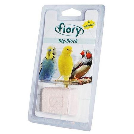Камень минеральный для птиц Fiory 06090 Big-Block с селеном