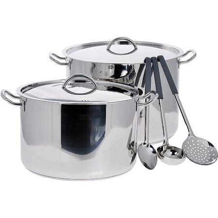 Купить Набор кастрюль и кухонных принадлежностей Vitesse VS-2013