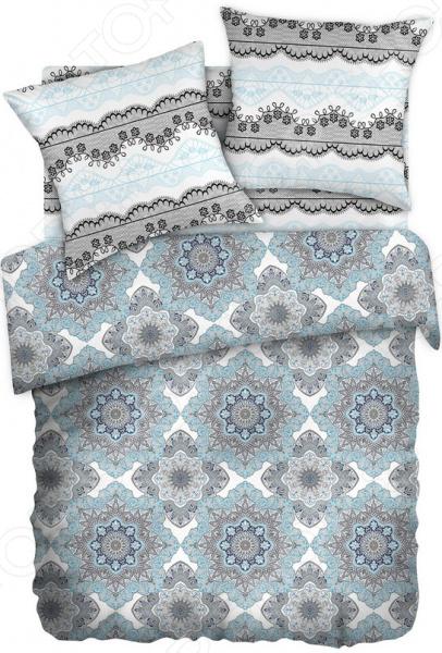 Комплект постельного белья Любимый дом «Кружева». 1,5-спальный