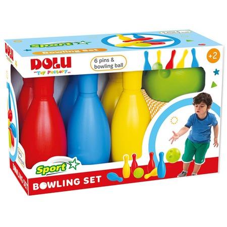 Купить Набор для игры в боулинг Dolu «Мега»