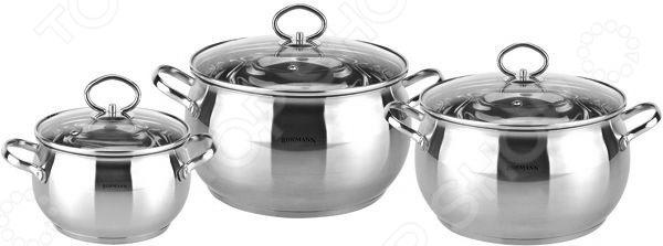 Набор посуды Bohmann BH-0602