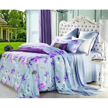 Купить Комплект постельного белья Jardin TL-0091. Семейный