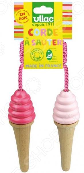 Скакалка VILAC «Мороженое» 1