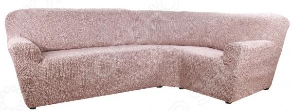Zakazat.ru: Натяжной чехол на угловой диван Еврочехол «Тела Пианта»