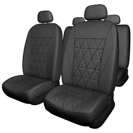 Купить Комплект чехлов на сиденья автомобиля SKYWAY Forward-17