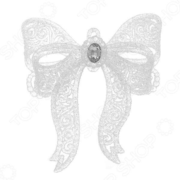 Елочное украшение со светодиодами Елочное украшение Crystal Deco «Бант»