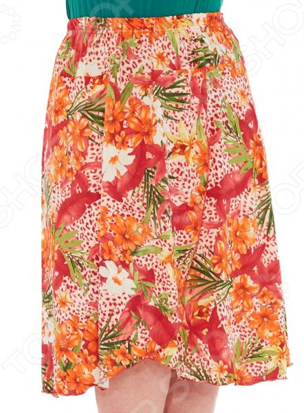 Юбка Лауме-Лайн «Ягодка малинка». Цвет: оранжевый юбка лауме лайн волшебная улыбка цвет коричневый