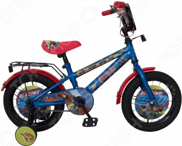 Велосипед детский 1 Toy «Вспыш» 14