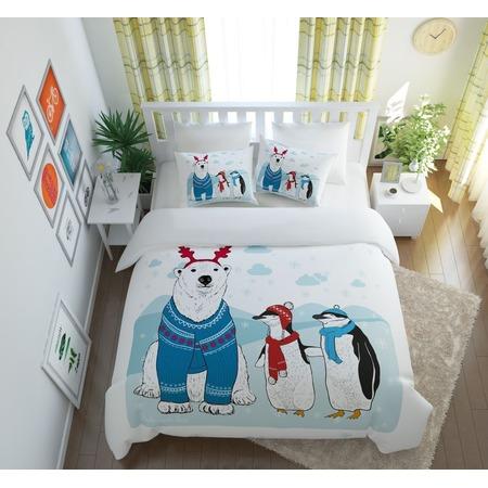 Купить Комплект постельного белья Сирень «Северная сказка»